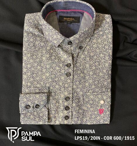 Camisa Pampa Sul Feminina LPS 19/20