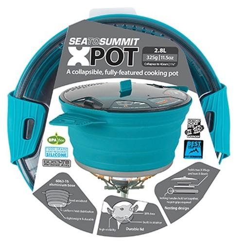 Panela X-Pot 2.8L - Sea to Summit