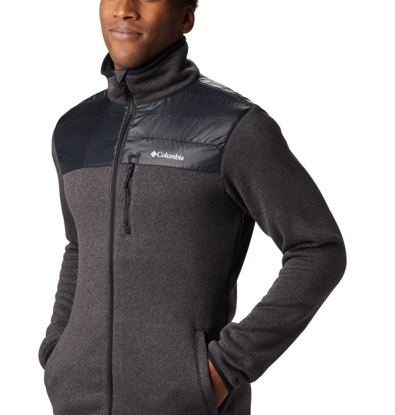 Jaqueta Canyon Point Sweater - Columbia