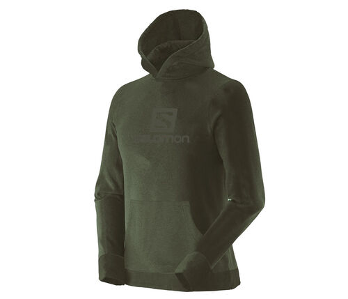 Fleece Polar Hoodie - Salomon