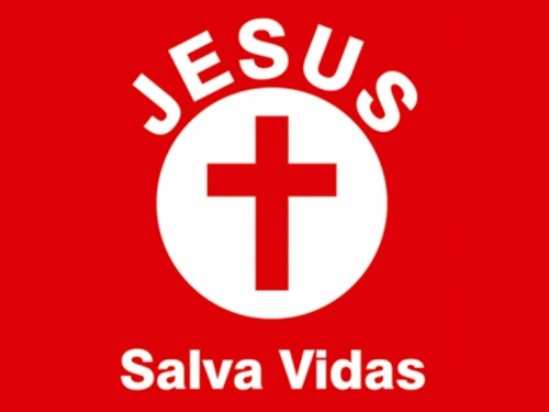 Camiseta Jesus Salva Vidas