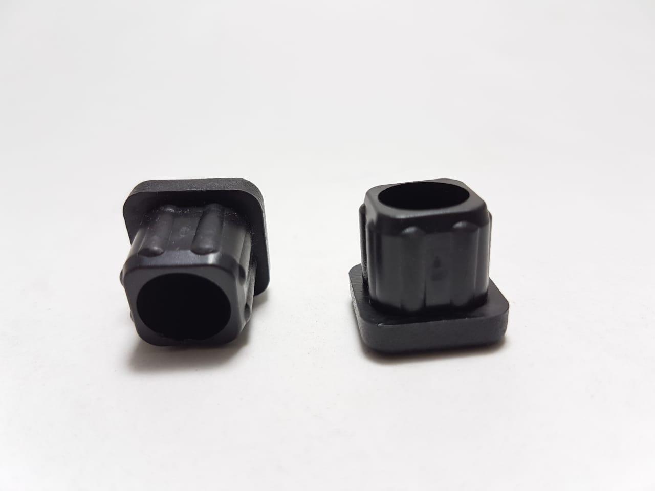 Ponteira Plástica 15x15
