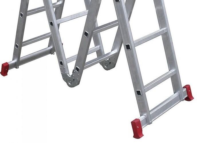 Sapata De Borracha Para Escada Articulada Sem Friso