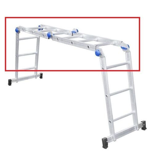 Kit Trava Para Escada Articulada 1 Pino E 2 Pinos