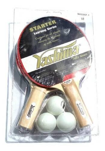 Kit Completo Ping Pong Yashima
