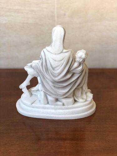 Nossa Senhora de Pietá - 20 cm - Mármore