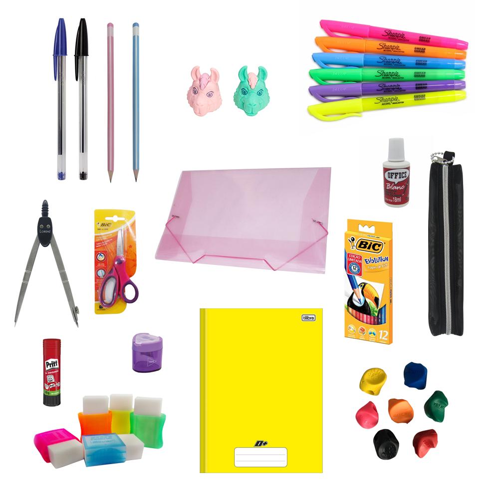 Kit de Material Escolar I
