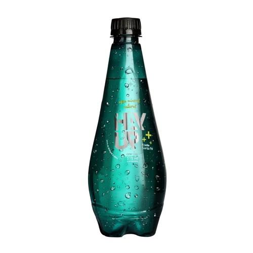Água Mineral Alcalina Com Gás - HayUp - 510ml