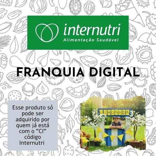Franquia Digital Internutri - Compra apenas para quem já tem o seu