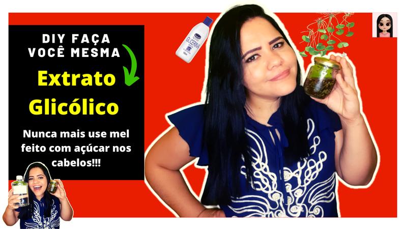DIY - FAÇA SEU EXTRATO GLICÓLICO CASEIRO DE CENOURA AGORA!!
