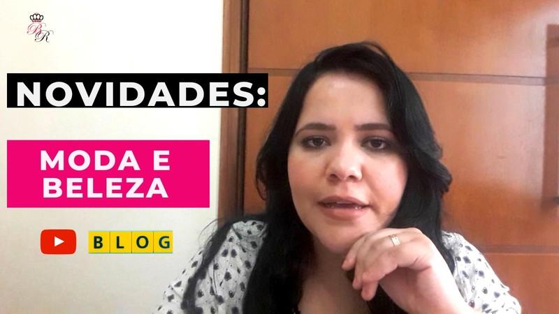 NOVIDADES: DICAS DE MODA, BELEZA E CUIDADOS DIÁRIOS.