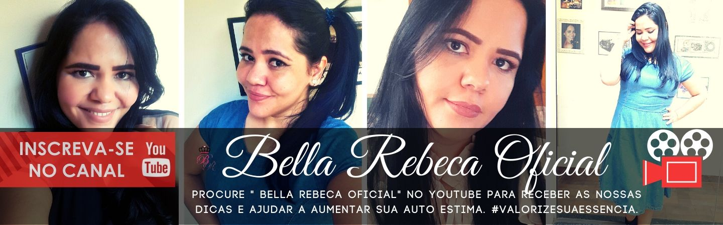 Canal do Youtube Bella Rebeca