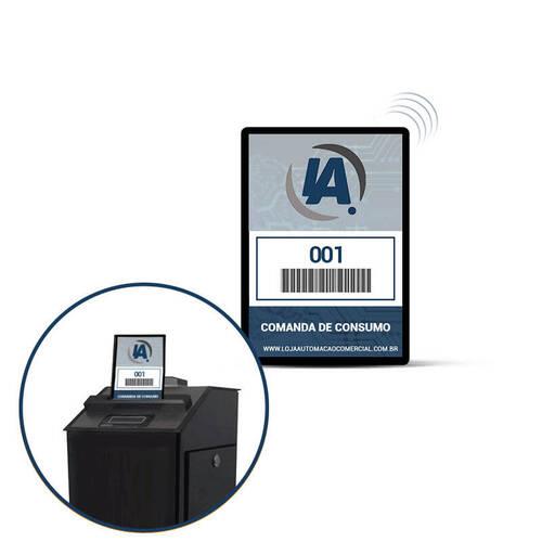 Comanda Eletrônica RFID - Personalizada