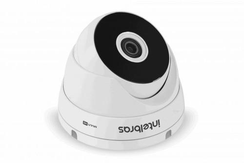 Camera Dome VHD 3120 D G5 Multi-hd IR 20 3,6mm Resolucao HD Intelbras