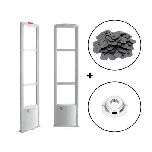 Sistema Antifurto | Antena Antifurto c/ Etiqueta e Desacoplador