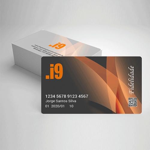 Cartão Fidelidade em PVC Personalizado