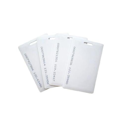 Cartão de Proximidade RFID Branco