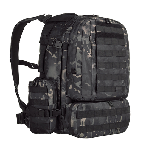 Mochila Defender Invictus - Multicam Black