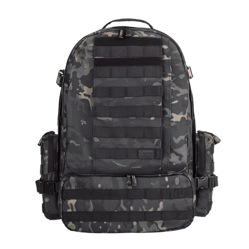 Mochila Defender - Multicam Black - Invictus