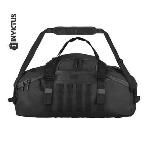Mochila Expedition Invictus - Preto