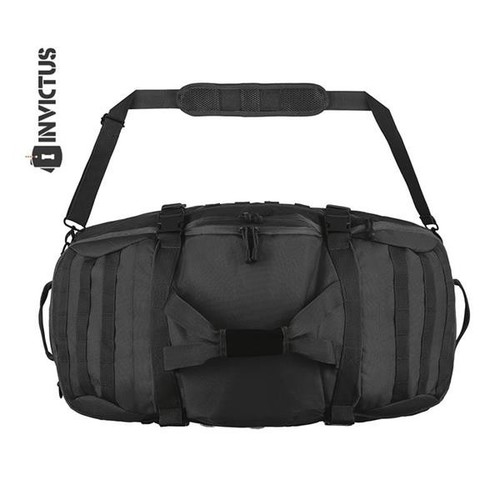 Mochila Expedition - Preto - Invictus