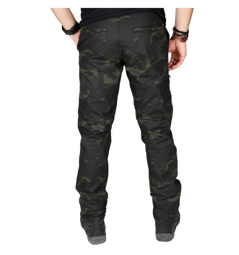 Calça Masculina Multiforce - Multicam Black