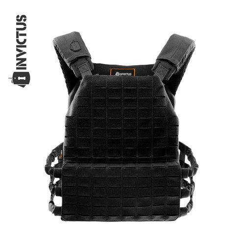 Plate Carrier Apolo Invictus - Preto