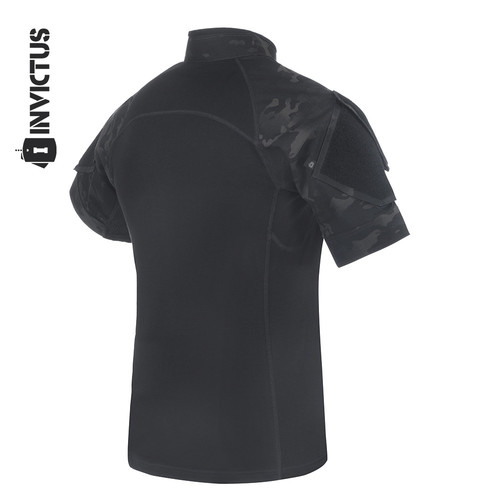 Camisa de Combate Fighter - Multicam Black® - Invictus