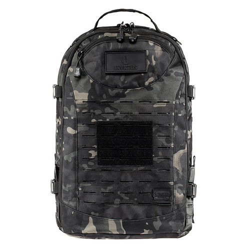 Mochila Rusher Invictus - Multicam Black