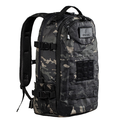 Mochila Rusher - Multicam Black - Invictus
