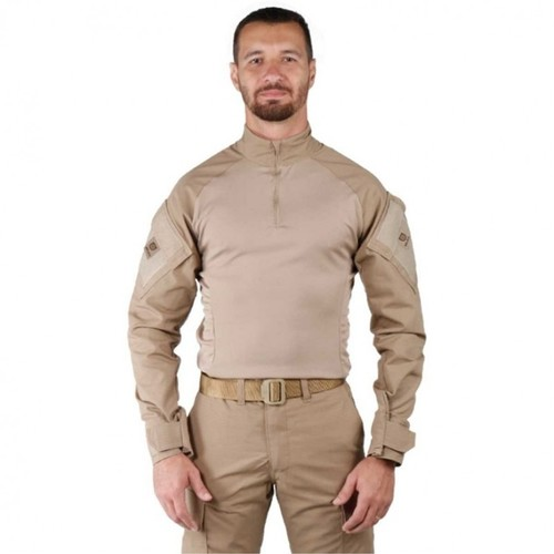 Combat Shirt Steel - Bélica - Coyote