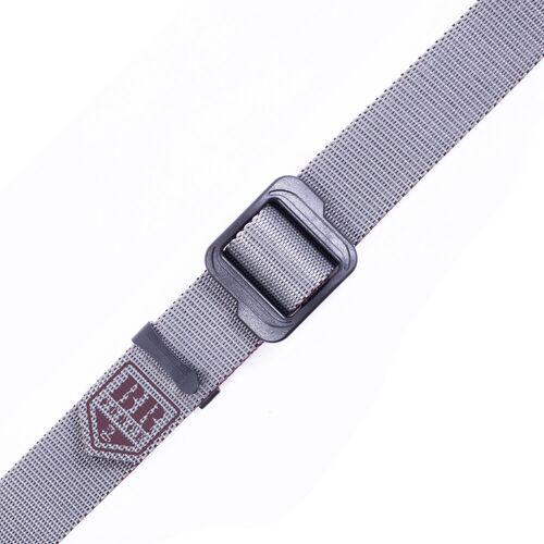 Cinto Coral Dupla Face - Cinza/Marrom - BR Force
