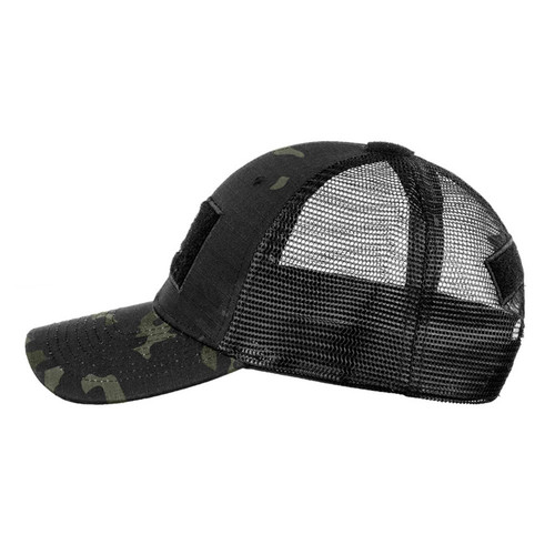Boné Rifleman - Multicam Black ® - Invictus