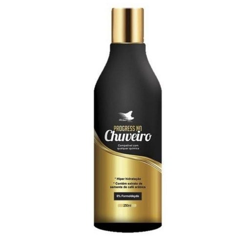 Alise Hair Progressiva No Chuveiro 250ml