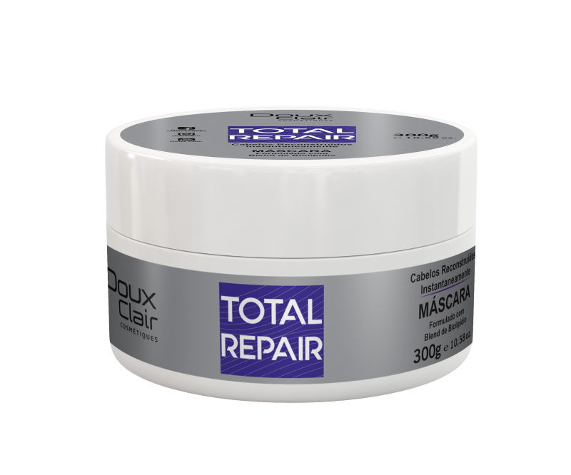 Doux Clair Total Repair Máscara Reconstrutora 300gr
