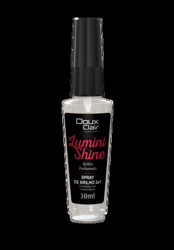 Doux Clair Lumini Shine Spray de Brilho Perfumado 30ml