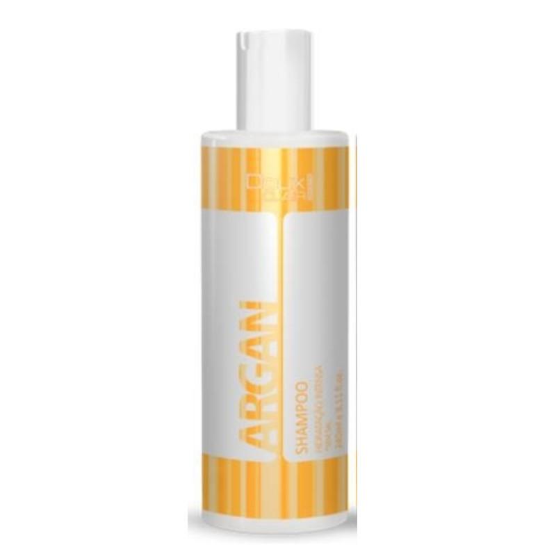 Doux Clair Shampoo Effets Argan Hidratação Intensa 240ml