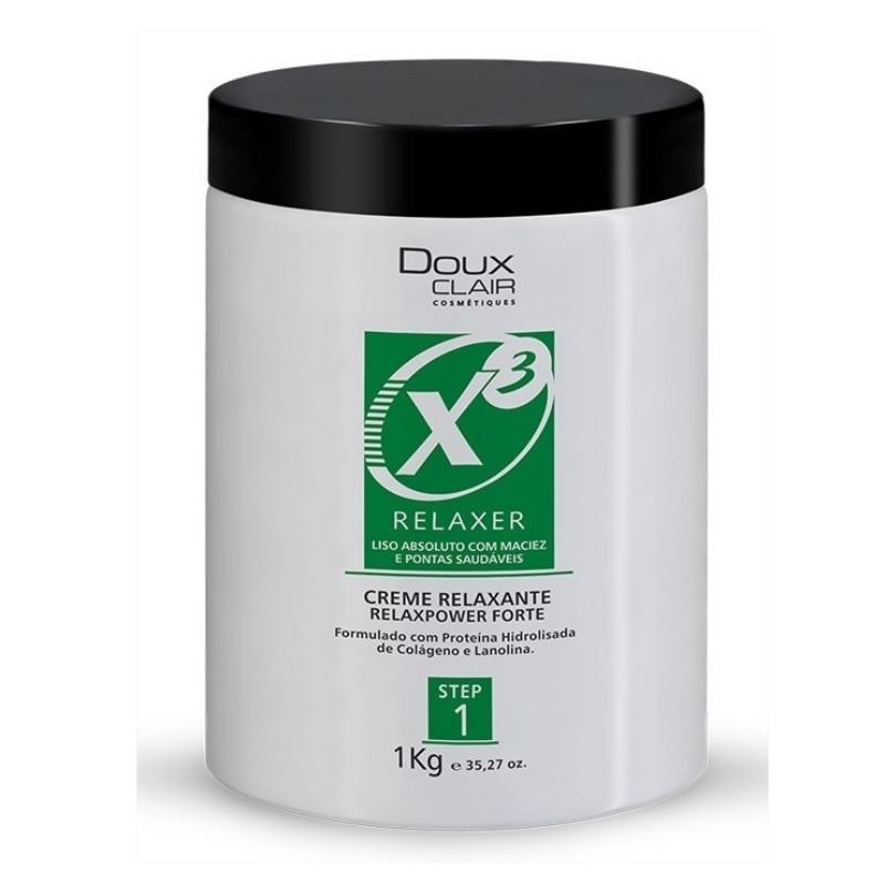 Doux Clair X3 Repair Power Creme Relaxante 1Kg