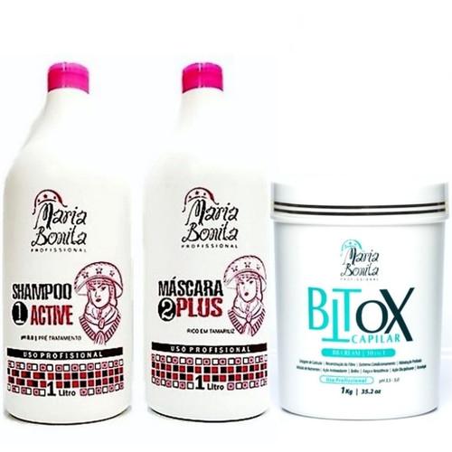 Maria Bonita Combo Progressiva + Botox BB Cream