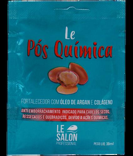 Le Salon Máscara Capilar Pós Química 30g - C/12un
