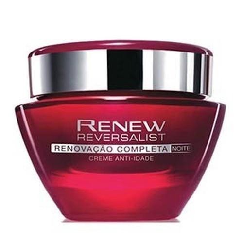 Avon Renew Reversalist Noite Creme Anti-Idade