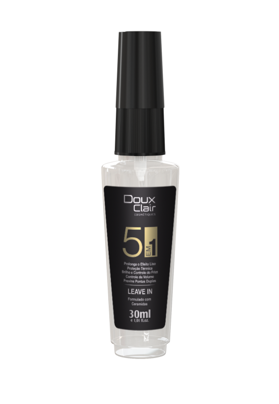 Doux Clair Quimic Leave In 5 em 1 - 30ML