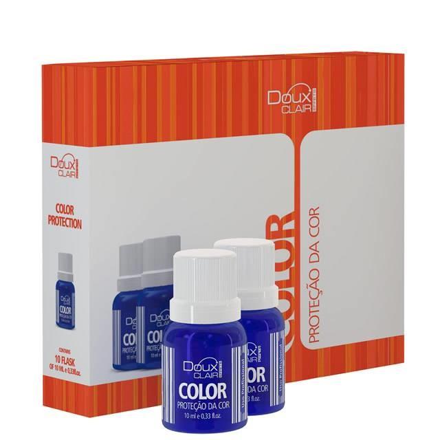 Doux Clair Effets Color Proteção da Cor Caixa de Ampolas