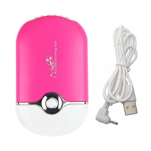 Ventilador mini recarregável USB